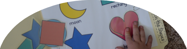 Ideas for Preschoolers: Shapes