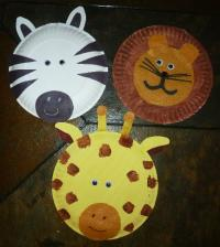 Ideas For Preschoolers Safari